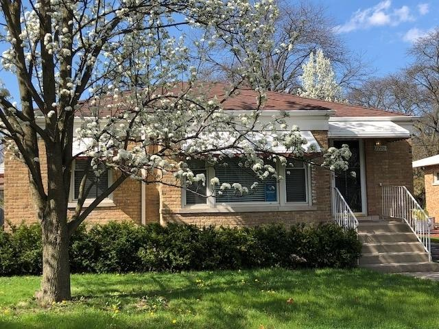 1710 187th Street, Homewood, IL 60430 (MLS #09980602) :: The Wexler Group at Keller Williams Preferred Realty