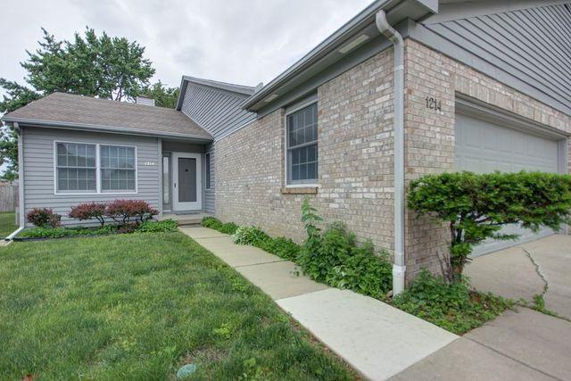 1214 Quail Run Drive #1214, Savoy, IL 61874 (MLS #09980610) :: Ryan Dallas Real Estate
