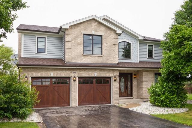 645 Superior Drive, Romeoville, IL 60446 (MLS #09980926) :: The Dena Furlow Team - Keller Williams Realty