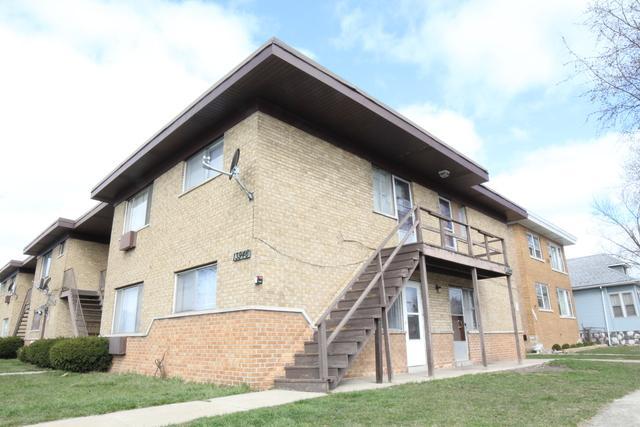 13946 Wabash Avenue, Riverdale, IL 60827 (MLS #09980960) :: The Dena Furlow Team - Keller Williams Realty