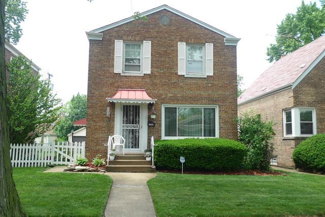 14316 S Stewart Avenue, Riverdale, IL 60827 (MLS #09981150) :: The Dena Furlow Team - Keller Williams Realty