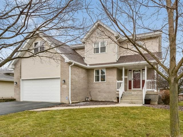 2407 Jackson Branch Drive, New Lenox, IL 60451 (MLS #09981241) :: The Wexler Group at Keller Williams Preferred Realty