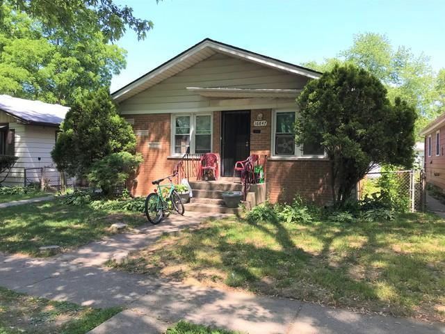 16847 Bulger Avenue, Hazel Crest, IL 60429 (MLS #09981500) :: The Dena Furlow Team - Keller Williams Realty