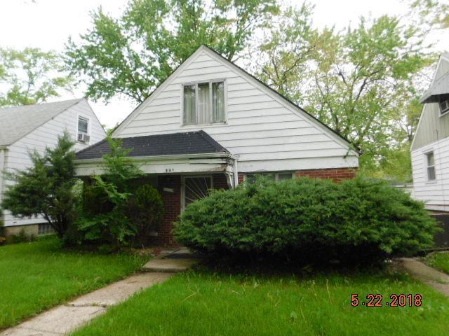 531 E 149th Street, Harvey, IL 60426 (MLS #09981508) :: The Dena Furlow Team - Keller Williams Realty