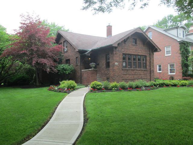 704 N Merrill Street, Park Ridge, IL 60068 (MLS #09981617) :: The Dena Furlow Team - Keller Williams Realty