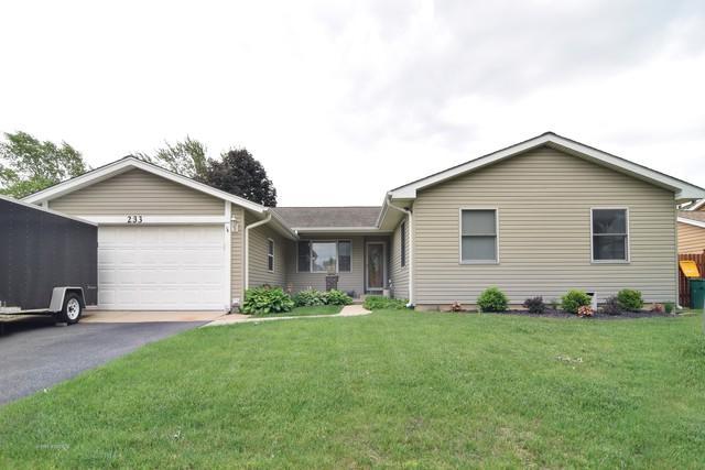 233 W Shelley Road, Elk Grove Village, IL 60007 (MLS #09981840) :: Lewke Partners