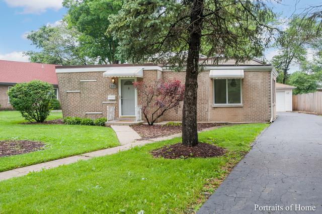 334 N Jackson Boulevard, Hillside, IL 60162 (MLS #09981970) :: Ani Real Estate