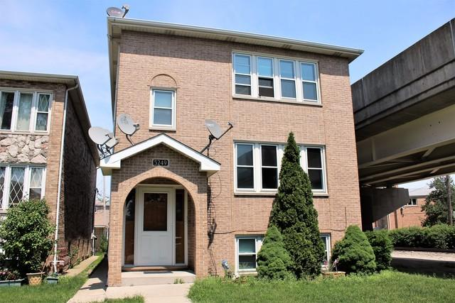 5249 S Kolin Avenue #1, Chicago, IL 60632 (MLS #09981982) :: The Dena Furlow Team - Keller Williams Realty