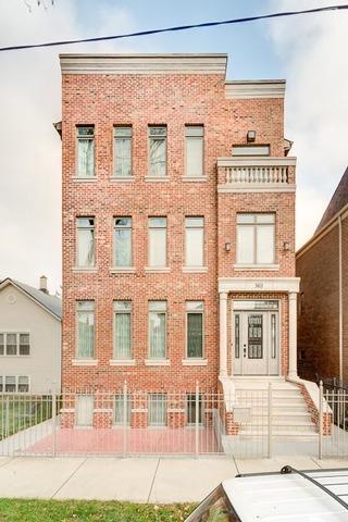 3411 S Parnell Avenue, Chicago, IL 60616 (MLS #09982056) :: Lewke Partners