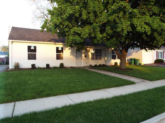 505 Laurel Avenue, Romeoville, IL 60446 (MLS #09982175) :: The Dena Furlow Team - Keller Williams Realty