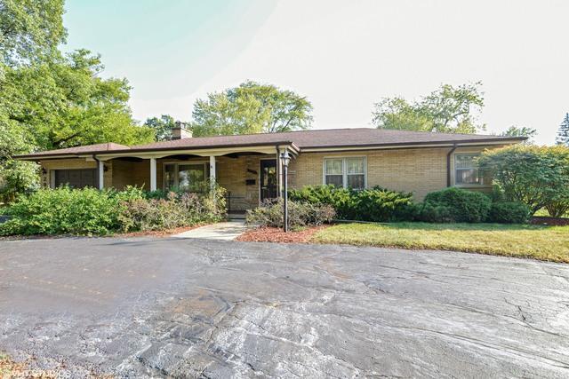 2930 Flossmoor Road, Flossmoor, IL 60422 (MLS #09982289) :: The Wexler Group at Keller Williams Preferred Realty