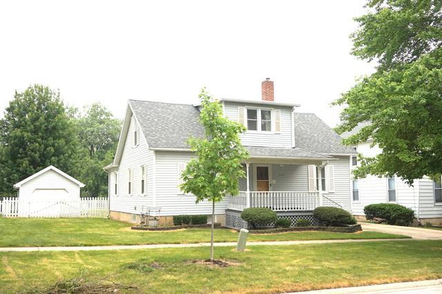 313 E Main Street, Peotone, IL 60468 (MLS #09982298) :: Ani Real Estate