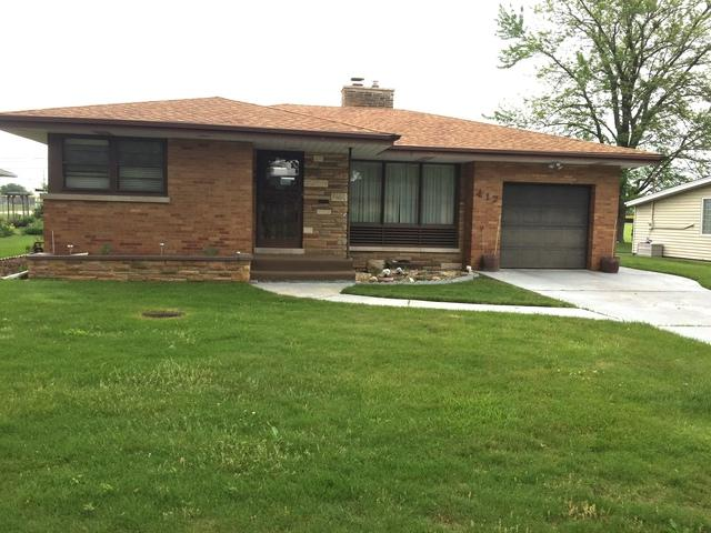 417 8th Street, Chicago Heights, IL 60411 (MLS #09982712) :: Lewke Partners