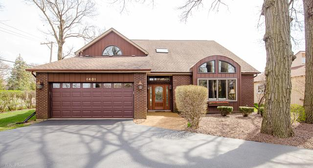 6401 W 123rd Street, Palos Heights, IL 60463 (MLS #09983032) :: The Wexler Group at Keller Williams Preferred Realty