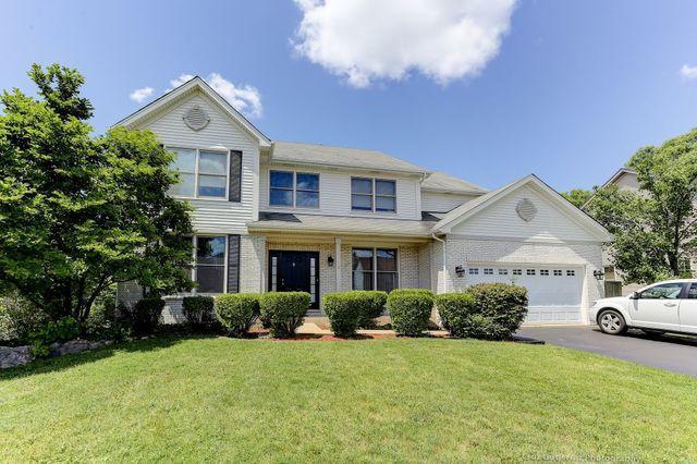 1480 Falcon Lane, Hoffman Estates, IL 60192 (MLS #09983317) :: The Dena Furlow Team - Keller Williams Realty