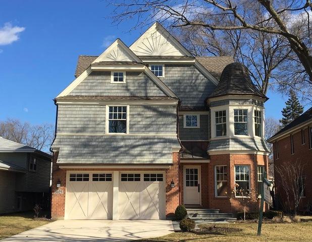 1025 S Catherine Avenue, La Grange, IL 60525 (MLS #09983321) :: Lewke Partners