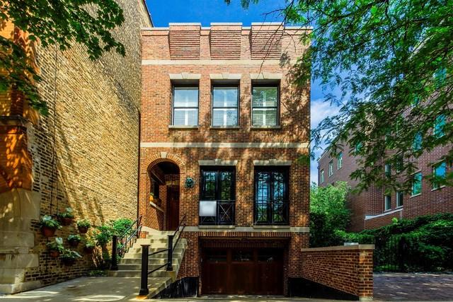 1459 N Wieland Street, Chicago, IL 60610 (MLS #09983468) :: The Dena Furlow Team - Keller Williams Realty