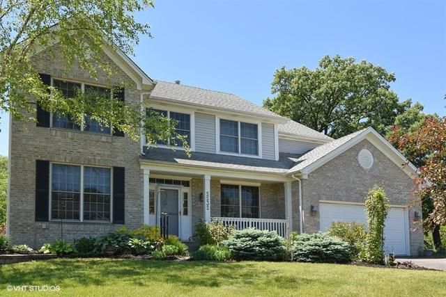 5535 Mallard Lane, Hoffman Estates, IL 60192 (MLS #09983661) :: The Dena Furlow Team - Keller Williams Realty