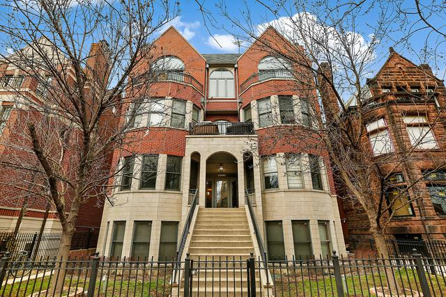 2026 W Pierce Avenue #4, Chicago, IL 60622 (MLS #09983664) :: Property Consultants Realty