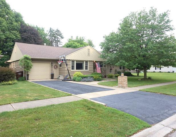 115 S Conrad Street, Peotone, IL 60468 (MLS #09983696) :: Ani Real Estate