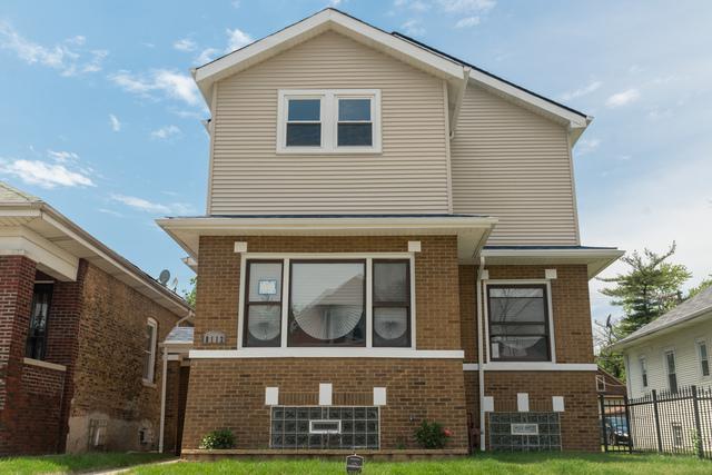 8112 S Dorchester Avenue, Chicago, IL 60619 (MLS #09983885) :: Ani Real Estate