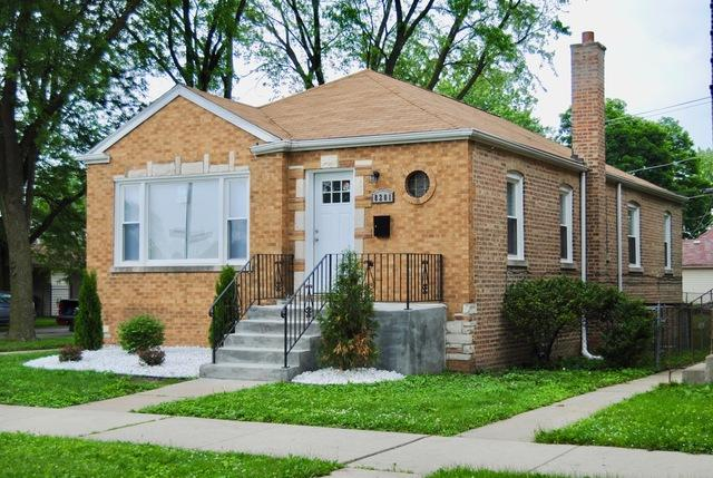 8201 S Perry Avenue, Chicago, IL 60620 (MLS #09983922) :: Lewke Partners