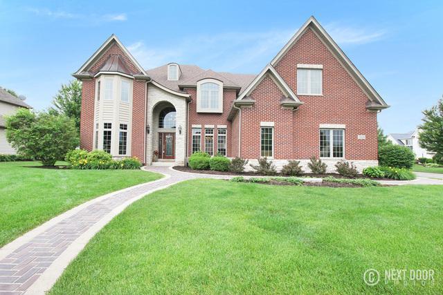 13220 Taylor Street, Plainfield, IL 60585 (MLS #09984004) :: The Dena Furlow Team - Keller Williams Realty
