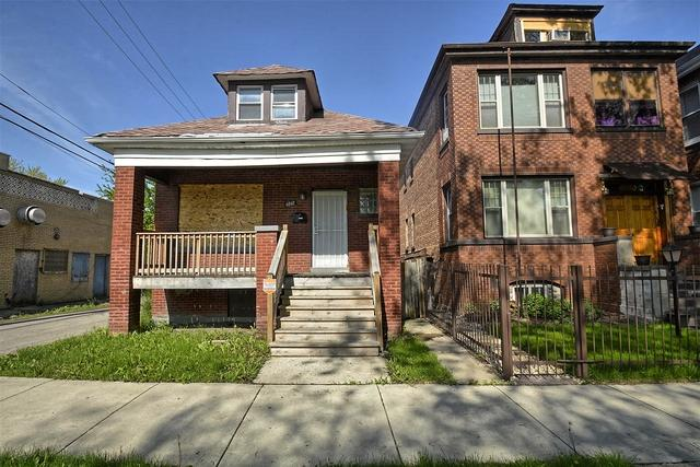 6842 S Maplewood Avenue, Chicago, IL 60629 (MLS #09984341) :: Lewke Partners
