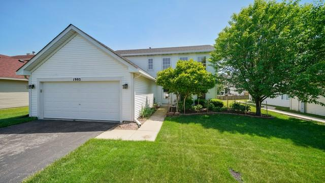 1993 Wheatfield Drive, Romeoville, IL 60446 (MLS #09984625) :: The Wexler Group at Keller Williams Preferred Realty