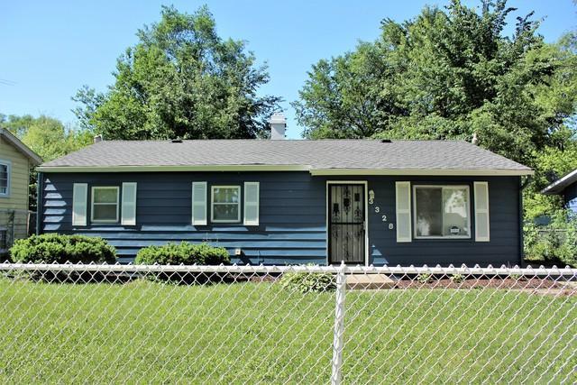 3328 Heather Drive, Markham, IL 60428 (MLS #09984628) :: The Dena Furlow Team - Keller Williams Realty