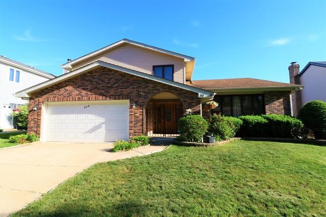 310 Terry Lane, Bloomingdale, IL 60108 (MLS #09984670) :: Ani Real Estate