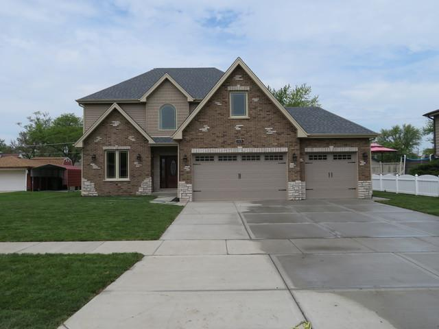 10067 S 86TH Court, Palos Hills, IL 60465 (MLS #09984795) :: The Wexler Group at Keller Williams Preferred Realty