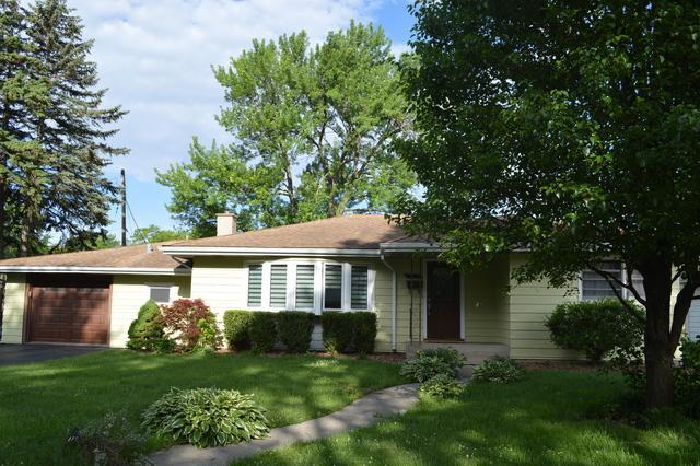 10816 Monitor Avenue, Chicago Ridge, IL 60415 (MLS #09984874) :: The Dena Furlow Team - Keller Williams Realty