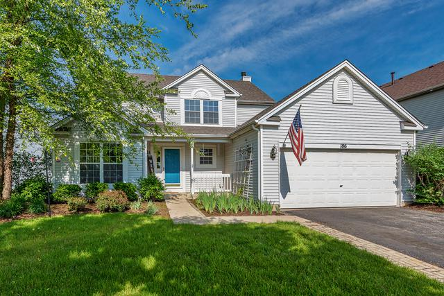 186 Wedgeport Circle, Romeoville, IL 60446 (MLS #09985017) :: The Wexler Group at Keller Williams Preferred Realty