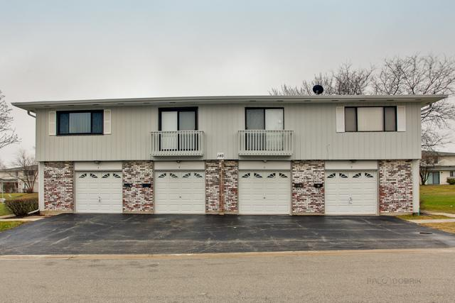 140 Brewster Court D, Bloomingdale, IL 60108 (MLS #09985070) :: Ani Real Estate