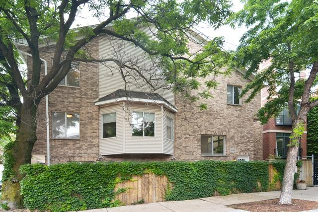 1646 W Julian Street A, Chicago, IL 60622 (MLS #09985219) :: Property Consultants Realty