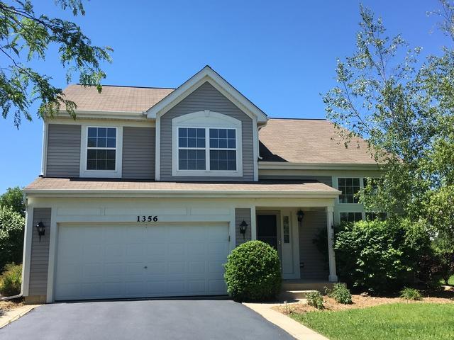 1356 Geneva Lane, Cary, IL 60013 (MLS #09985308) :: Lewke Partners