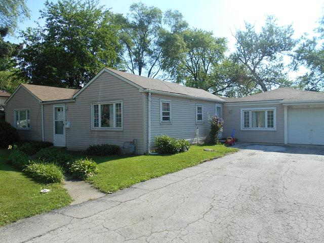 3121 N Wolf Avenue, Leyden Township, IL 60164 (MLS #09985320) :: The Dena Furlow Team - Keller Williams Realty