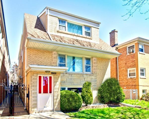 5720 W Higgins Avenue, Chicago, IL 60630 (MLS #09985365) :: The Dena Furlow Team - Keller Williams Realty