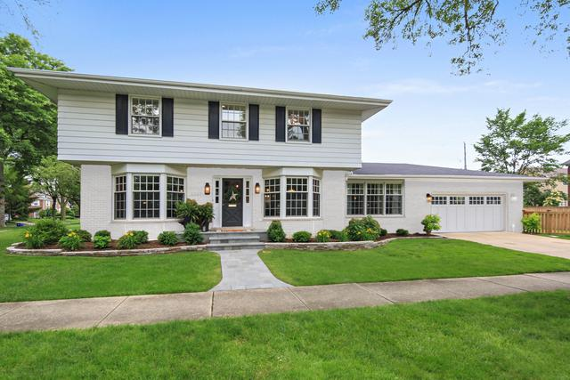4147 Clausen Avenue, Western Springs, IL 60558 (MLS #09985434) :: The Wexler Group at Keller Williams Preferred Realty