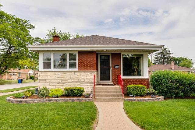 5025 Sunnyside Drive, Hillside, IL 60162 (MLS #09985560) :: Ani Real Estate