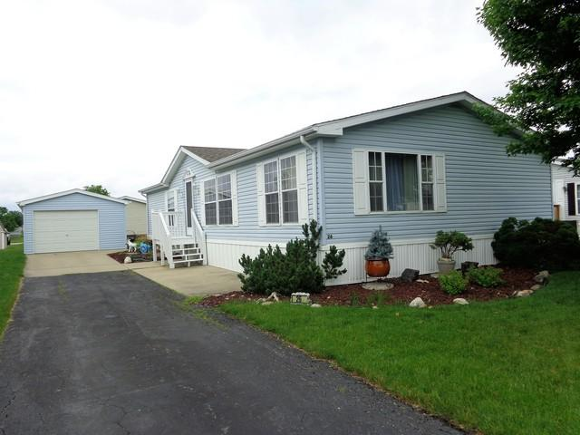 26 Finch Lane, Beecher, IL 60401 (MLS #09985636) :: The Dena Furlow Team - Keller Williams Realty