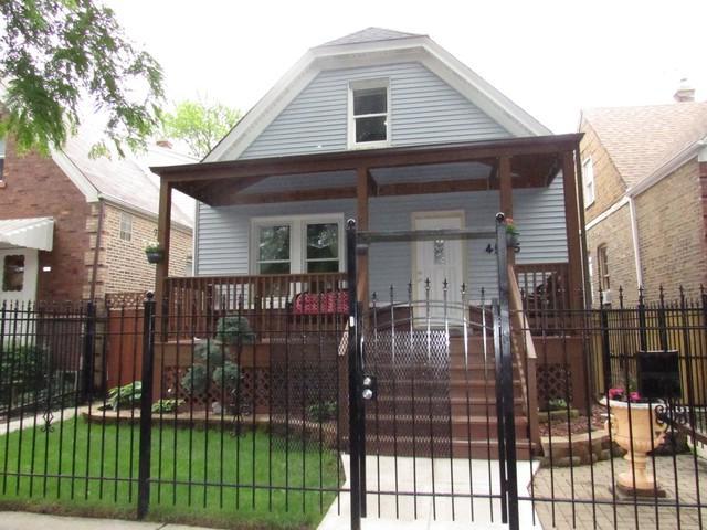 4545 W Montana Street, Chicago, IL 60639 (MLS #09985660) :: Ani Real Estate