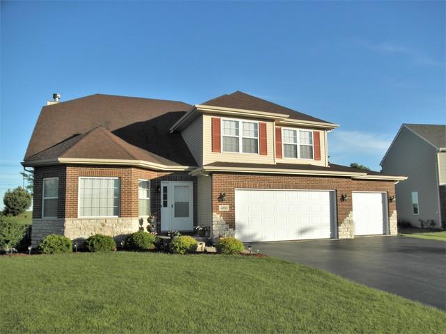406 Cahokia Street, Joliet, IL 60431 (MLS #09985748) :: The Dena Furlow Team - Keller Williams Realty