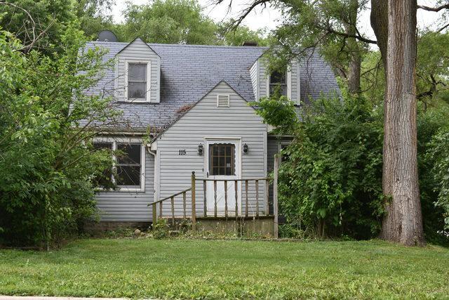 115 N Oakwood Avenue, Willow Springs, IL 60480 (MLS #09985753) :: The Wexler Group at Keller Williams Preferred Realty