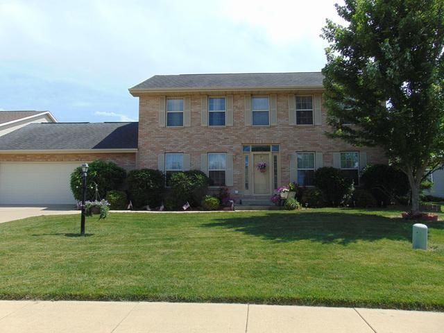 1303 Ridgepointe Drive, MONTICELLO, IL 61856 (MLS #09985795) :: Littlefield Group