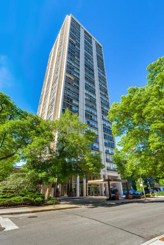 70 W Burton Place 2301F, Chicago, IL 60610 (MLS #09985854) :: Property Consultants Realty