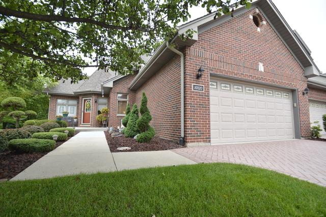 16820 Crystal Court, Tinley Park, IL 60477 (MLS #09985875) :: The Wexler Group at Keller Williams Preferred Realty