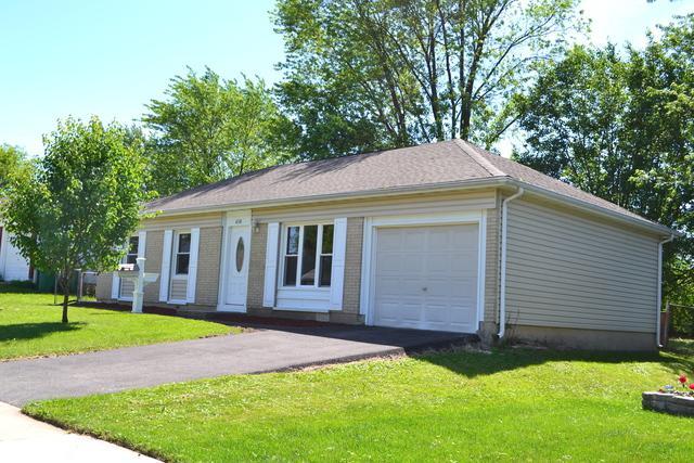 450 Berkshire Avenue, Romeoville, IL 60446 (MLS #09985916) :: The Wexler Group at Keller Williams Preferred Realty