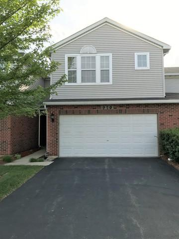 920 Berry Path Trail #1132, Matteson, IL 60443 (MLS #09985940) :: Ani Real Estate
